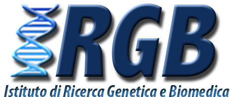 Institute for Genetic and Biomedical Research (IRGB) Retina Logo